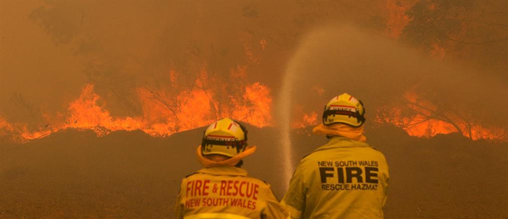 Συναγερμός στην Αυστραλία για τις φονικές πυρκαγιές (εικόνες)