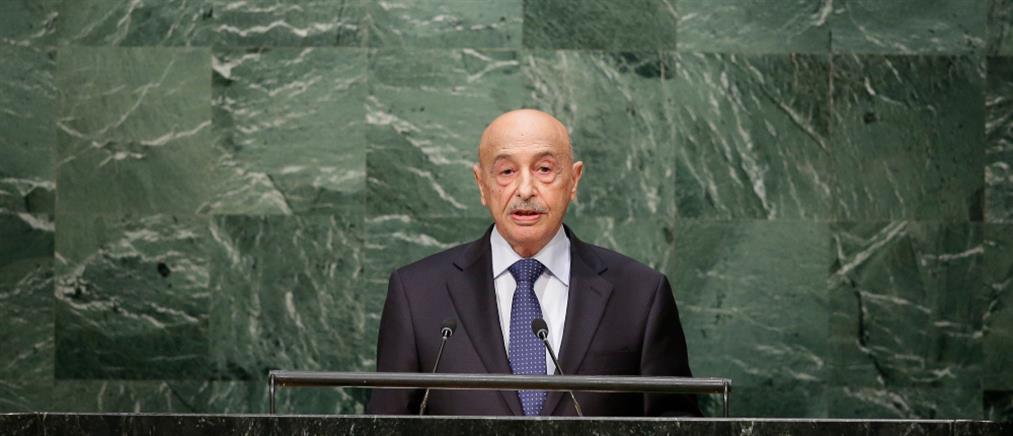 Στην Αθήνα ο Πρόεδρος της λιβυκής Βουλής