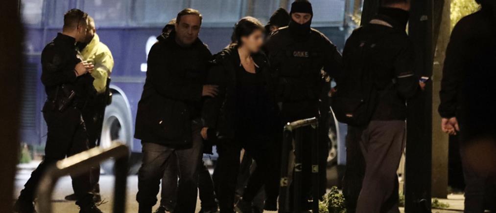 Κουκάκι: συλλήψεις, προσαγωγές και τραυματισμοί στις καταλήψεις