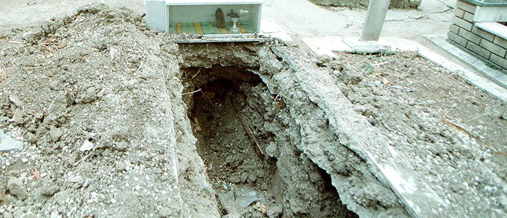 Ελευθερούπολη: βρέθηκε η σορός που εκλάπη από νεκροταφείο