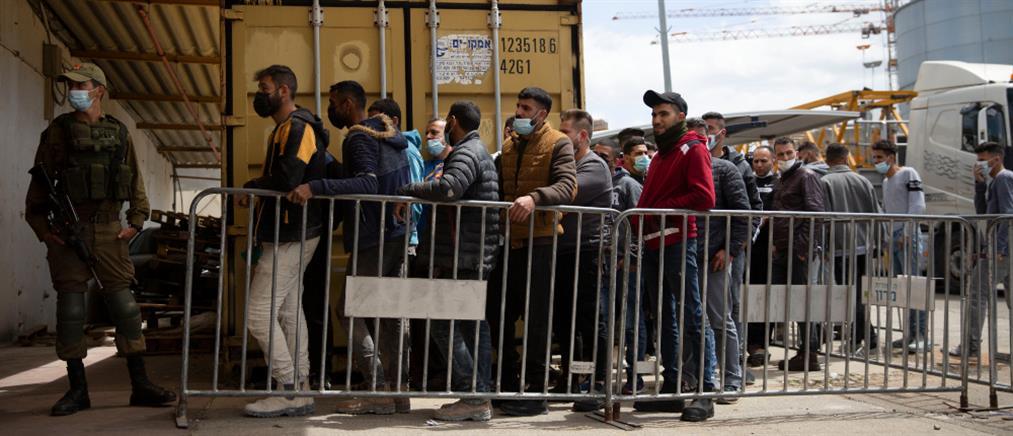 Εμβόλια κατά του κορονοϊού: Οι Παλαιστίνιοι τα επιστρέφουν στους Ισραηλινούς