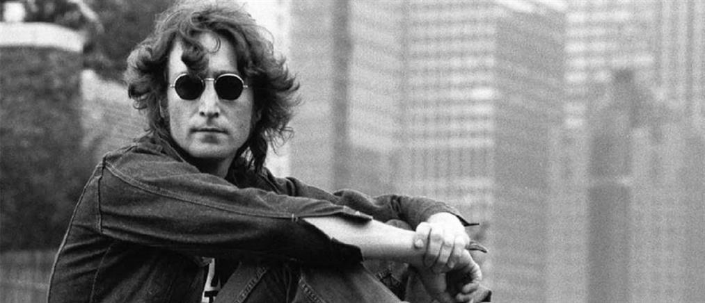 Σε δημοπρασία τα στρογγυλά γυαλιά του Τζον Λένον