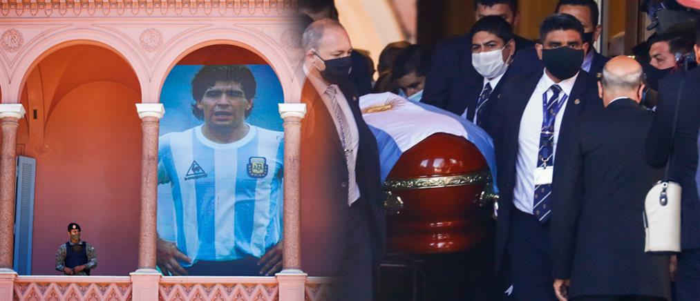 Ντιέγκο Μαραντόνα: Η απάντηση του γιατρού σε όσους τον κατηγορούν για αμέλεια