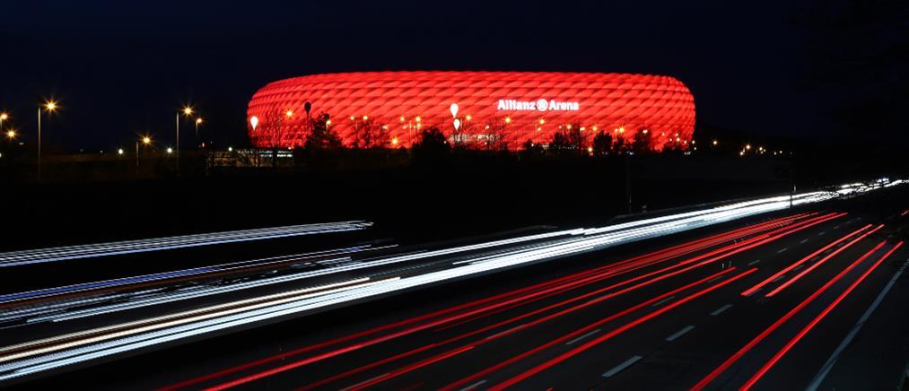"Euro 2020 - Allianz Arena: ""Όχι"" της UEFA για φωτισμό στα χρώματα της ΛΟΑΤΚΙ+"