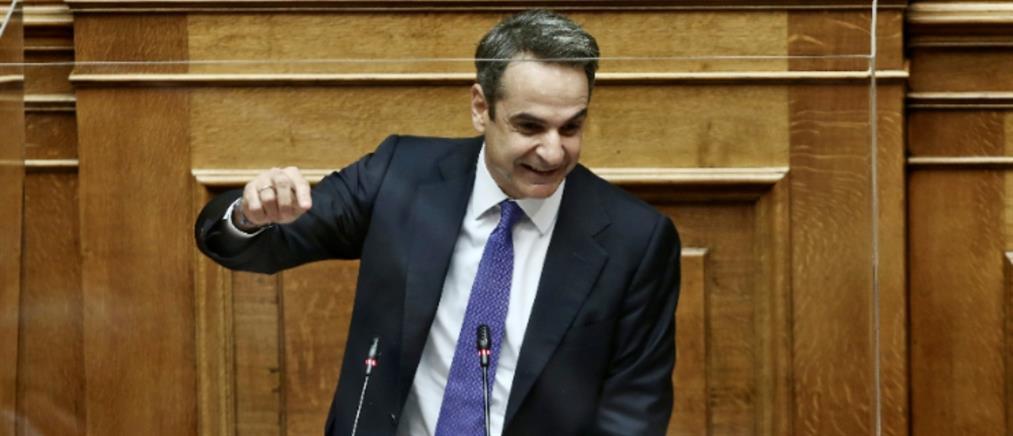 ΣΥΡΙΖΑ: Μνημείο εξαπάτησης με 33 ψέματα η ομιλία Μητσοτάκη