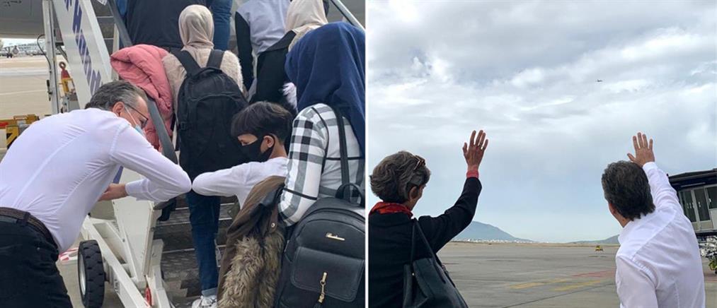 Έφυγαν για Ηνωμένο Βασίλειο δεκάδες πρόσφυγες