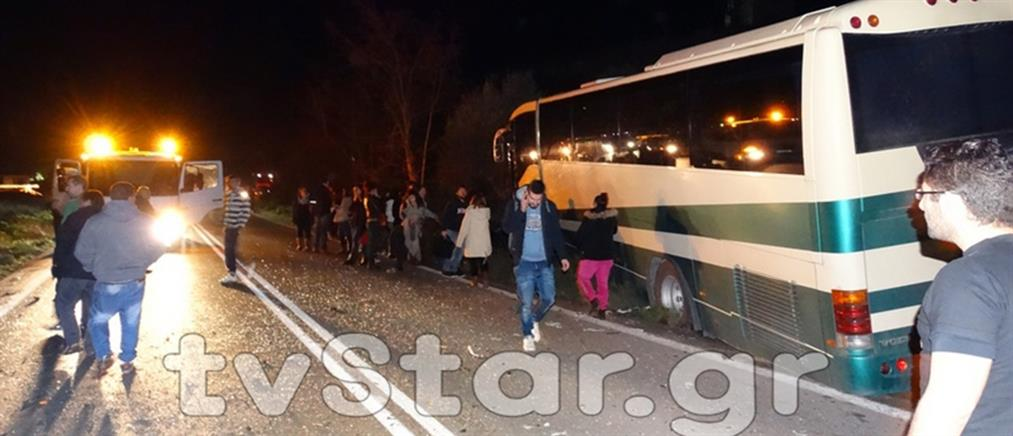 Θανατηφόρος σύγκρουση αγροτικού με ΚΤΕΛ στην Αλίαρτο