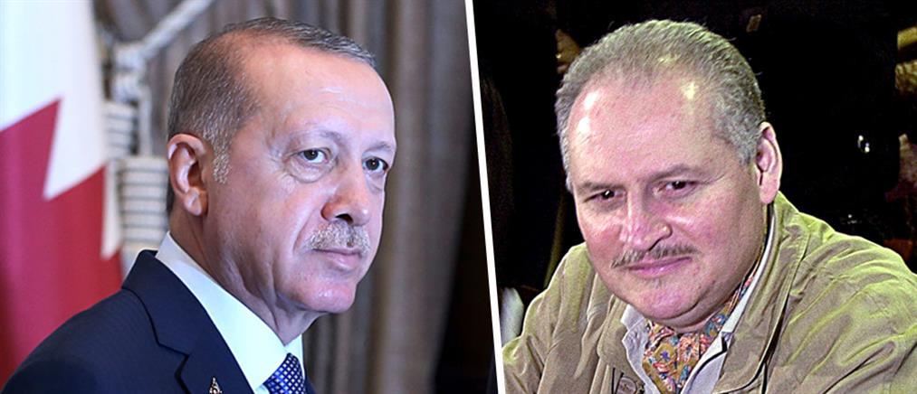 """""""Κάρλος το Τσακάλι"""": ετοιμάζουν δολοφονία του Ερντογάν!"""