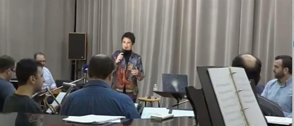 """""""Άρωμα Ανατολής"""" από την Άλκηστις Πρωτοψάλτη στο Μέγαρο Μουσικής (βίντεο)"""