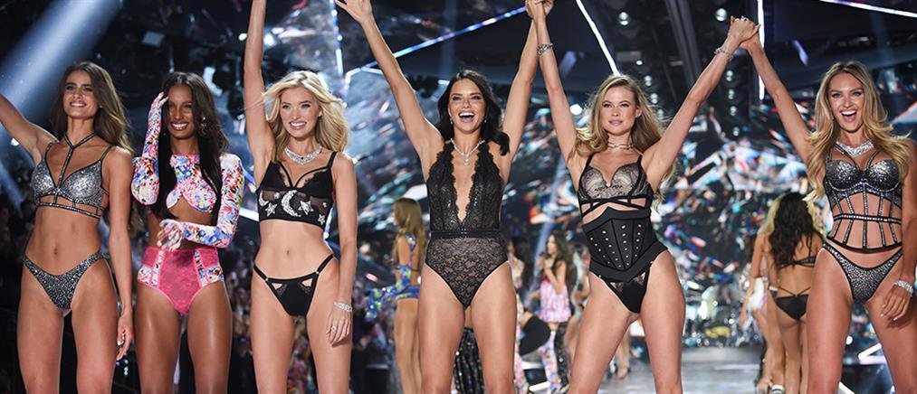 "Victoria's Secret: Τέλος εποχής για τo show με τα διάσημα ""αγγελάκια"""