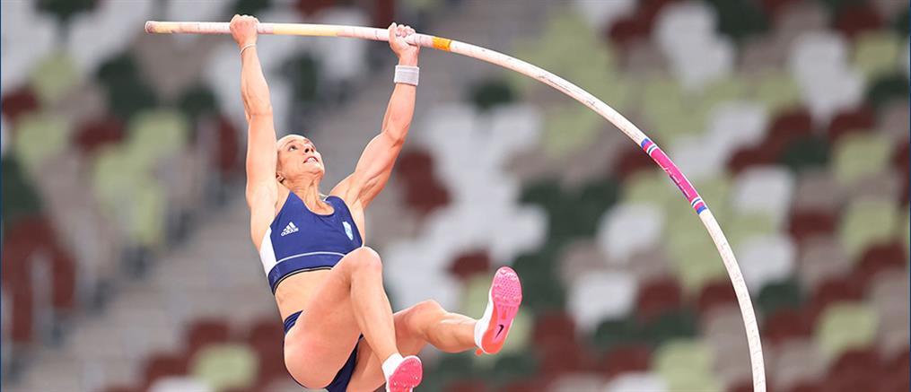 Ολυμπιακοί Αγώνες - Κυριακοπούλου: Όγδοη στον τελικό του επί κοντώ