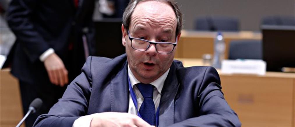 Παραιτήθηκε ο πρόεδρος του Euro Working Group