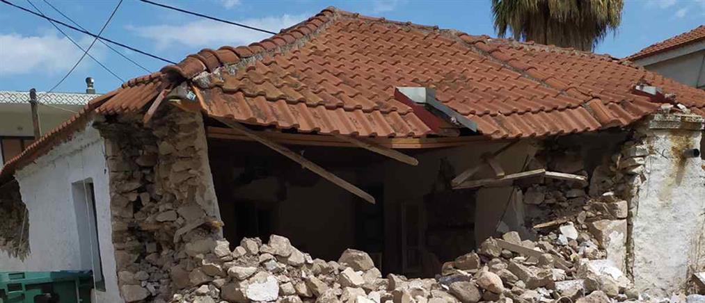 Σεισμός - ΕΝΦΙΑ: Τριετής απαλλαγή σε δύο περιοχές