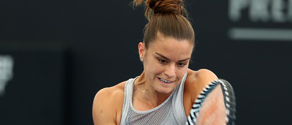 "Australian Open: για πρώτη φορά στους ""16"" η Σάκκαρη"