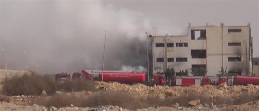 Δεκάδες νεκροί από φωτιά σε εργοστάσιο (εικόνες)