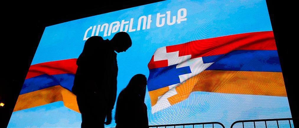 Ναγκόρνο Καραμπάχ: τριμερής Ρωσίας, Αζερμπαϊτζάν και Αρμενίας