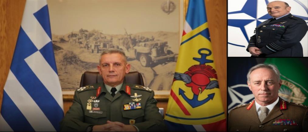 Αρχηγός ΓΕΕΘΑ προς ΝΑΤΟ: Κίνδυνος ατυχήματος από τις προκλήσεις της Τουρκίας