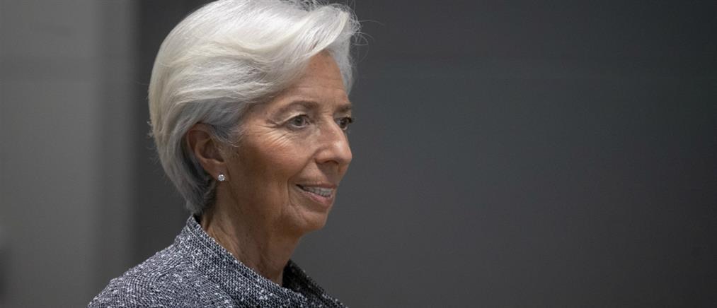 Λαγκάρντ: τουλάχιστον ως το καλοκαίρι του 2021 το QE