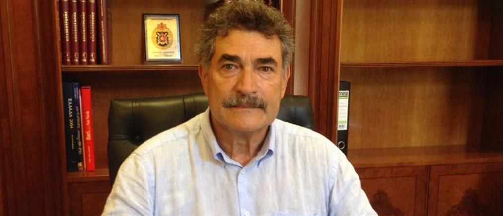 Υπό κράτηση ο δήμαρχος της Κέρκυρας