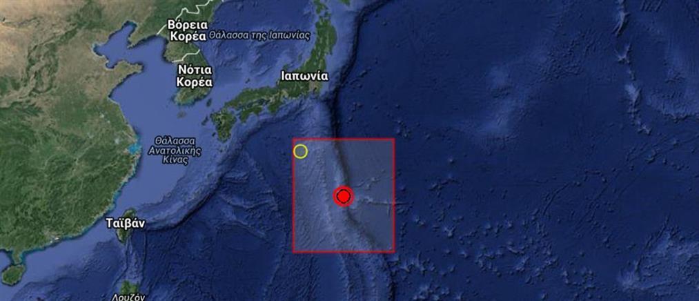 Πολύ ισχυρός σεισμός στην Ιαπωνία