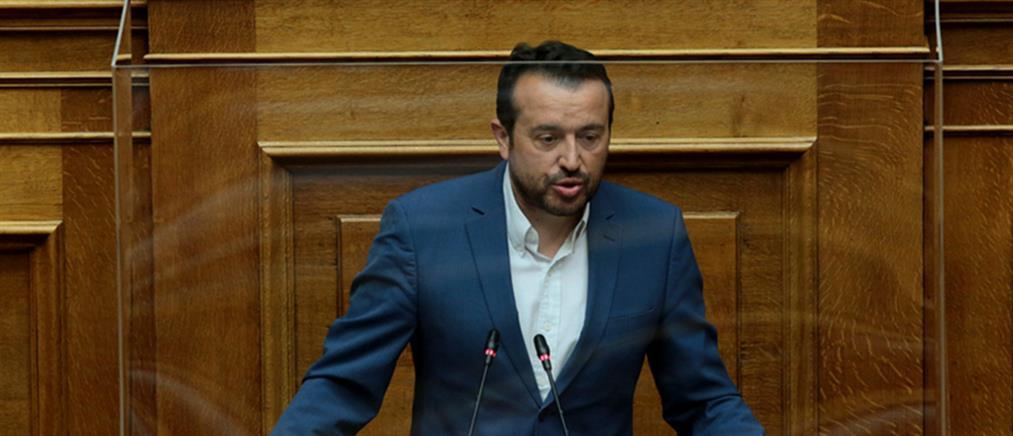 Νίκος Παππάς: η Βουλή αποφασίζει για τη δίωξή του