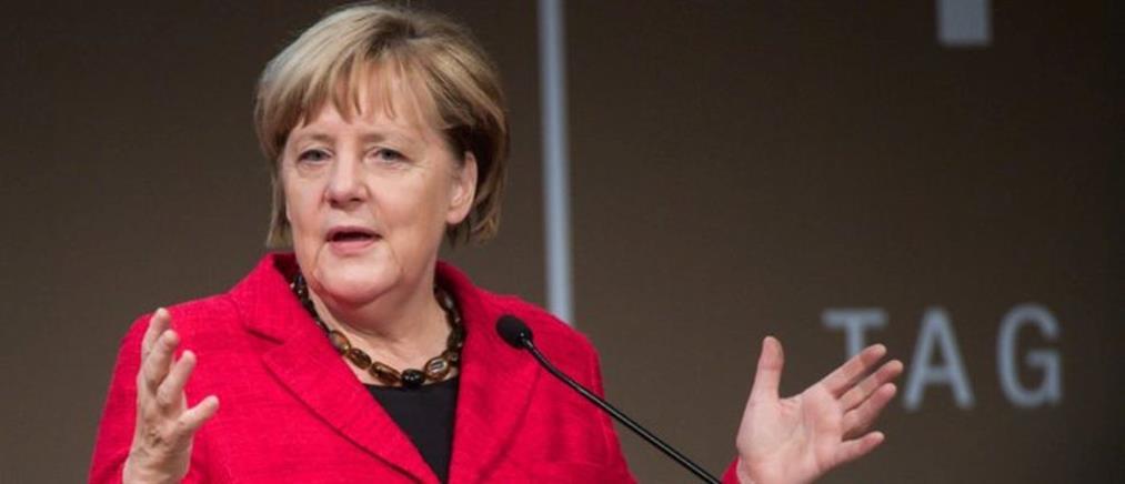 Μέρκελ: η καλή κατάσταση της οικονομίας μας επιτρέπει μειώσεις φόρων