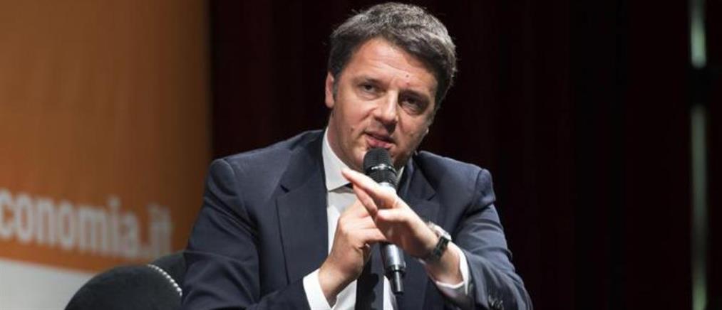 Ιταλία: Κέρδισε την ψήφο εμπιστοσύνης ο Ρέντσι
