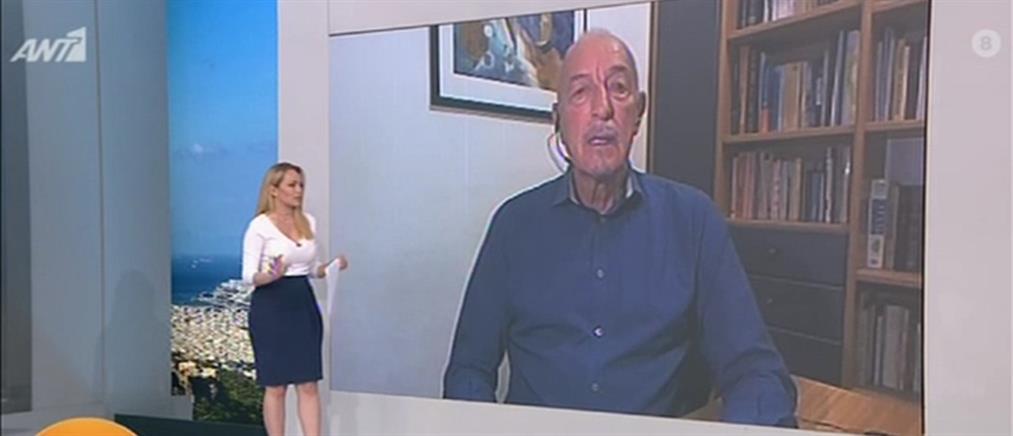 Καιρός - Αρνιακός: έρχεται καύσωνας με 40αρια (βίντεο)
