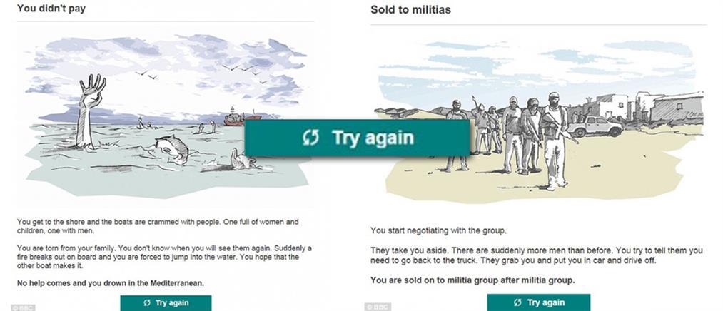 Το BBC έκανε παιχνίδι το δράμα των προσφύγων!