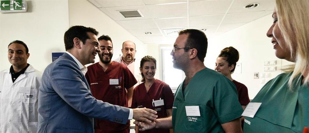 5372568ee97 Σε χειρουργική επέμβαση υποβλήθηκε ο Αλέξης Τσίπρας