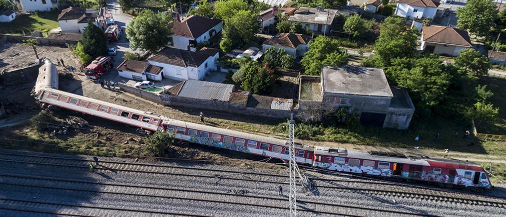 Υπερβολική ταχύτητα η αιτία της σιδηροδρομικής τραγωδίας στο Άδενδρο