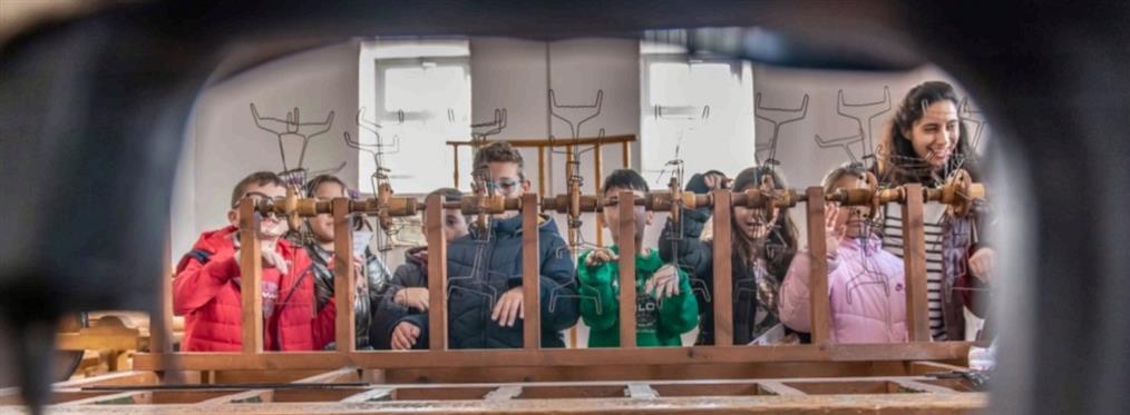 Mαθητές από την Τήνο έφτιαξαν τον δικό τους πολιτισμικό οδηγό