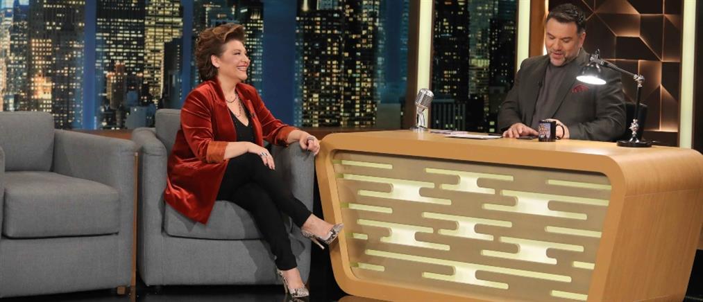 Η Γιώτα Νέγκα αποκάλυψε το πραγματικό της ονοματεπώνυμο (βίντεο)