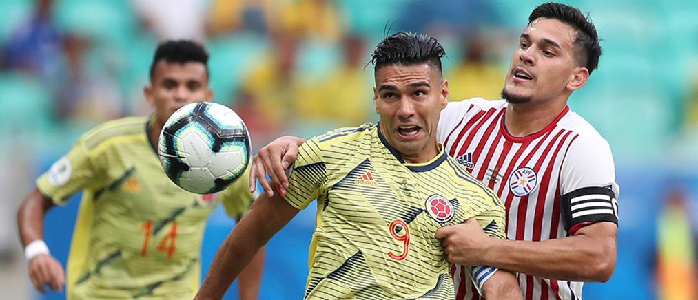 "Copa America: Στους ""8"" Κολομβία και Αργεντινή"