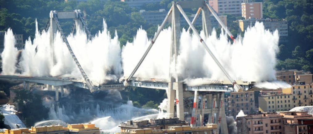 Φονική κατάρρευση γέφυρας στη Γένοβα: Αποκαλύψεις ένα χρόνο μετά την τραγωδία