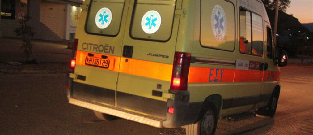 Γρεβενά: Έκλεψαν αυτοκίνητο, τράκαραν και κατέληξαν στο νοσοκομείο