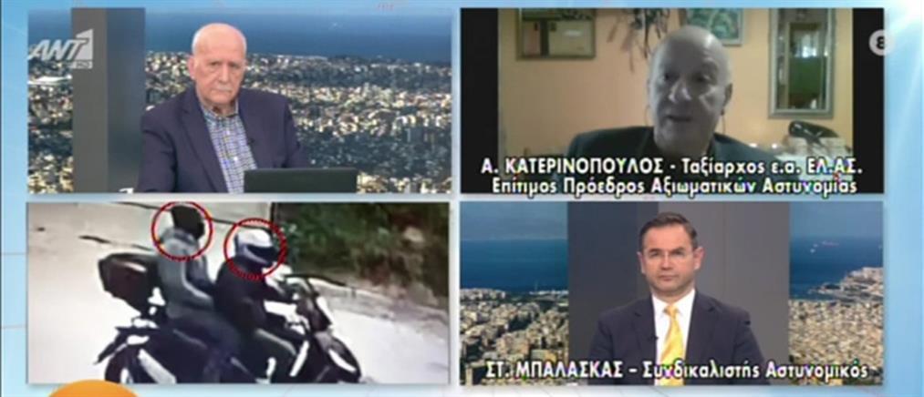 Δολοφονία Καραϊβάζ - Κατερινόπουλος στον ΑΝΤ1: Οι δράστες δεν ήρθαν από το εξωτερικό (βίντεο)