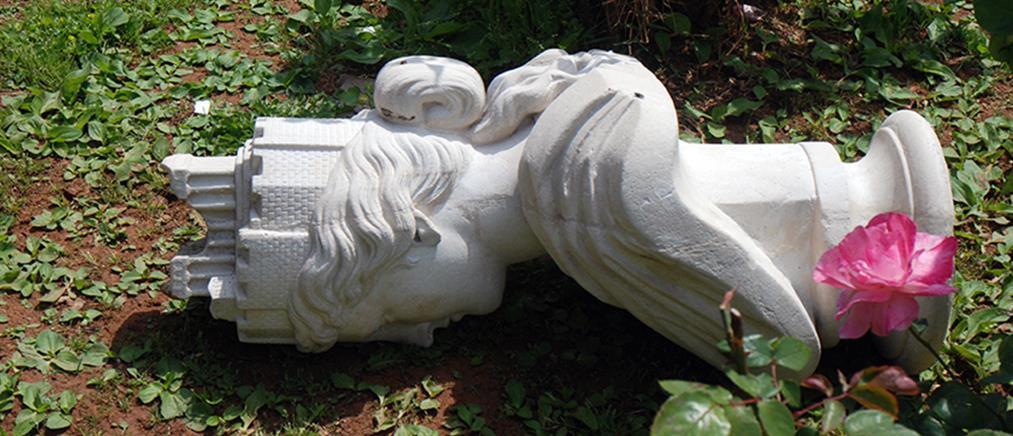 Βαριά τιμωρία για όσους προχωρούν σε βανδαλισμούς μνημείων