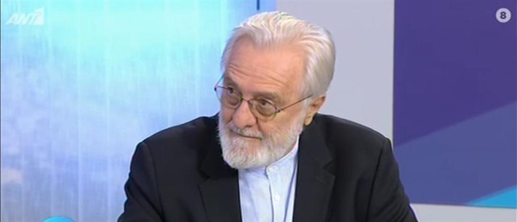 """Γιάννης Σμαραγδής: Αποκαλύψεις στον ΑΝΤ1 για την ταινία """"Καποδίστριας"""" (βίντεο)"""