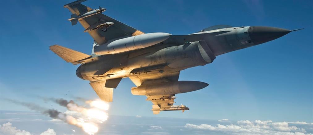 """""""Δολοφονική"""" ενέργεια των Τούρκων σε αερομαχία στο Αιγαίο"""