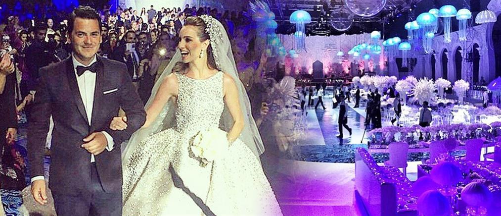 85ec679baad0 Ο μυθικός γάμος των 5 εκ. ευρώ στην Βουλιαγμένη (φωτό)
