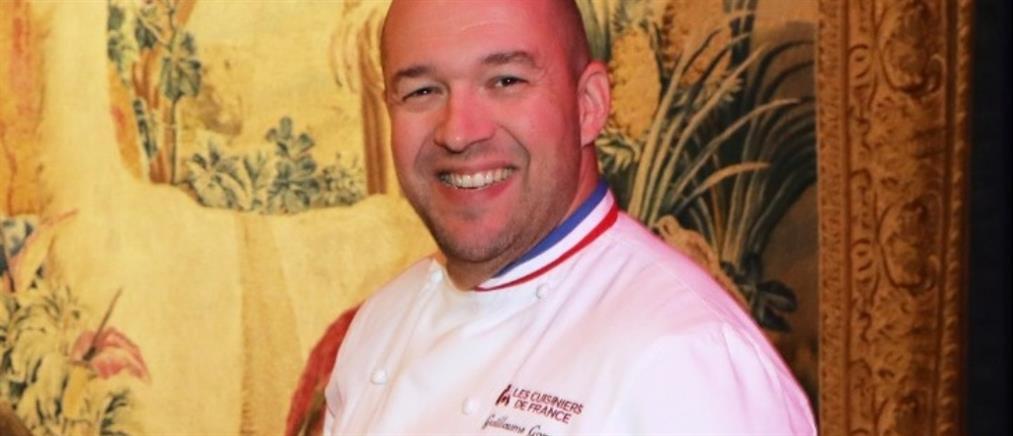 Ο αρχιμάγειρας του Ελιζέ γίνεται...απεσταλμένος της γαλλικής γαστρονομίας