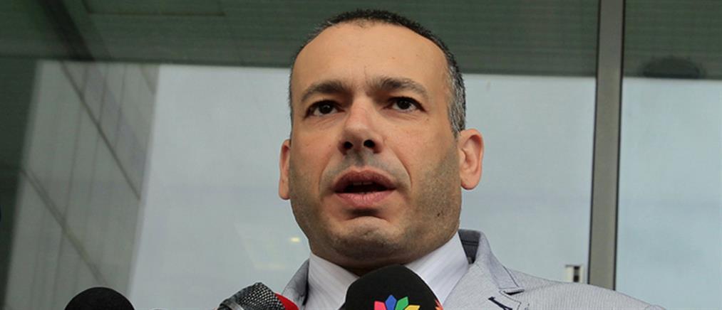 Προθεσμία για τις 27/6 έλαβε ο βουλευτής της ΧΑ Πολύβιος Ζησιμόπουλος