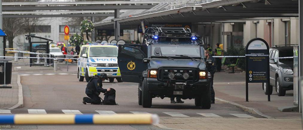 Συναγερμός στη Σουηδία από ύποπτα δέματα σε αεροδρόμιο