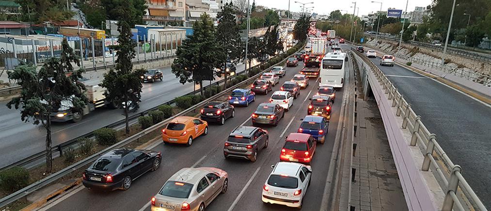 Πόσοι επιβάτες επιτρέπονται ανά όχημα από τη Δευτέρα