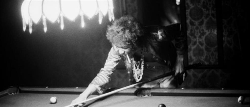 Τζίμι Χέντριξ: έκθεση στο Λονδίνο για τα 50 χρόνια από τον θάνατό του (εικόνες)
