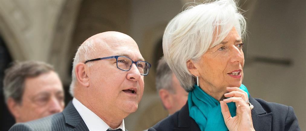 """""""Μύλος"""" από τις δηλώσεις Σαπέν για το ΔΝΤ"""