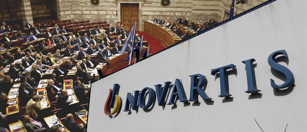 Νέα σύγκρουση στην Βουλή για την Novartis