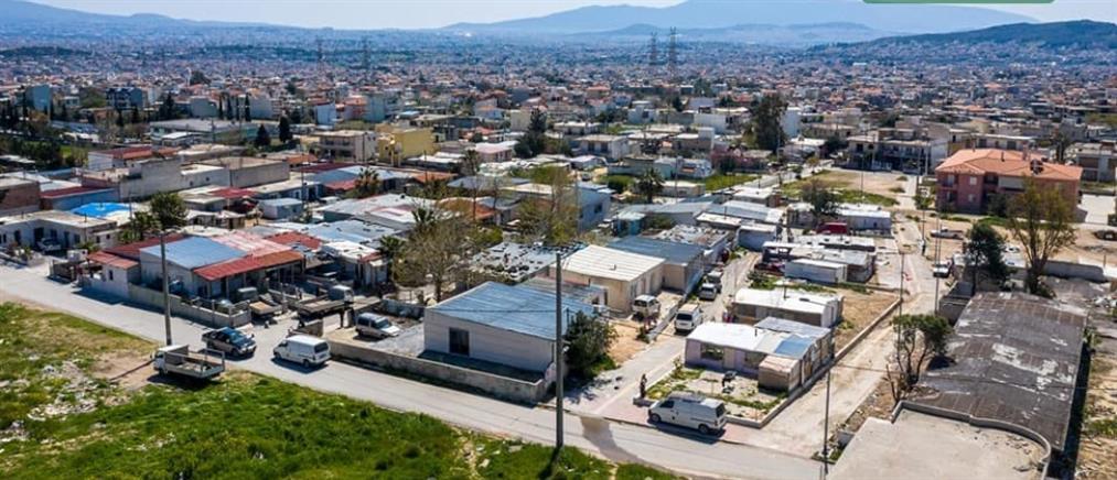 Κορονοϊός: Me drone κάνει έλεγχο για τα μέτρα ο Δήμος Φυλής (βίντεο)