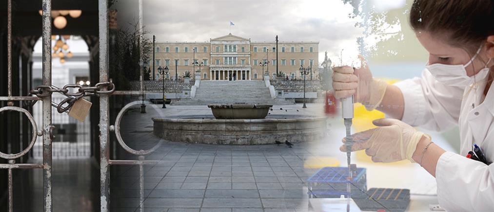 Πέτσας: νέα μέτρα για τον κορονοϊό